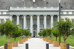 The Electoral Palace in Koblenz Stock Images