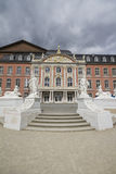 Electoral Palace of Trier. The Electoral Palace directly next to Stock Photo