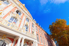 Electoral palace in Trier, Germany Royalty Free Stock Images