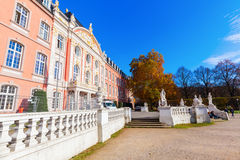 Electoral palace in Trier, Germany Royalty Free Stock Image
