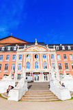 Electoral palace in Trier, Germany Royalty Free Stock Photo