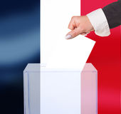 Electoral vote by ballot Royalty Free Stock Images