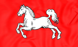 Electorate of Hanover Flag 1692 Stock Photos