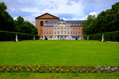 Electorial Palace in Trier, Germany. Stock Image