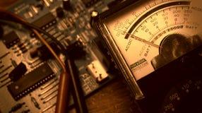 electrónico Foto de archivo libre de regalías