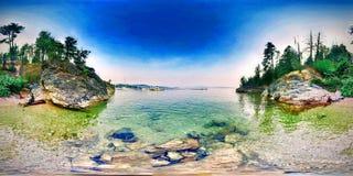 Electra Lake Love 360 arkivbilder