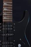 Electri吉他 库存图片