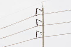 Electric antenna Royalty Free Stock Images