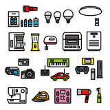 Electric appliances 02 Royalty Free Stock Photos