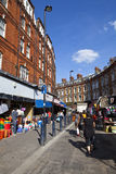 Electric Avenue in Brixton Royalty Free Stock Images