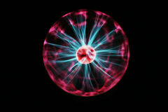 Electric ball Stock Photography