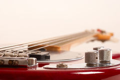 Electric bass Stock Photography