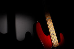 Electric bass Stock Images