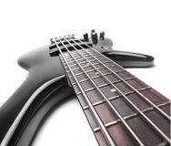 Electric bass Royalty Free Stock Photos