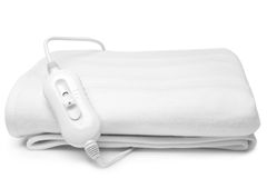 Electric bed sheet Royalty Free Stock Photos