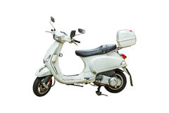Electric bicycle the new design for you on white isolated background with clipping path. stock photos