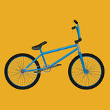 electric bicycle for sport or urban city ride Royalty Free Stock Image