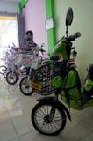 Electric bike Stock Image