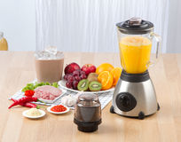 Electric blender Stock Photos