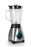 Electric blender. On a white background stock photography