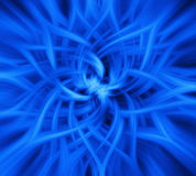 Electric Blue Imagery Royalty Free Stock Photo