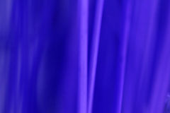 Electric blue texture. Macro image of textile texture blue towel Royalty Free Stock Photo
