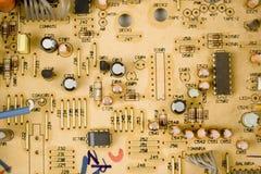 Electric board Stock Photo
