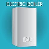 Electric boiler. House heating. Stock Photography