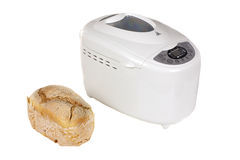 Electric bread maker Royalty Free Stock Photography