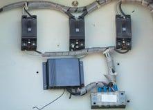 Electric breaker Royalty Free Stock Photo