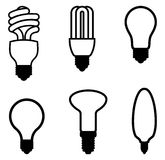 Electric bulb Stock Photos