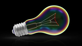 Electric bulb Stock Images