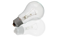 Electric bulb Royalty Free Stock Photography