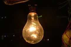 Electric bulb Royalty Free Stock Photos