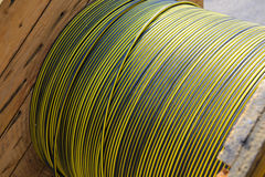 Electric cable Stock Photos