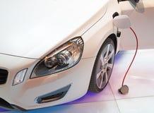 Electric car Royalty Free Stock Photos