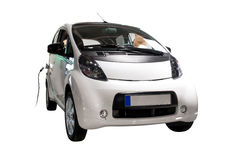 Electric Car. Small and Light Weight Electric Car, Model Year 2012 Stock Photo