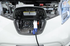 Electric car Royalty Free Stock Photography