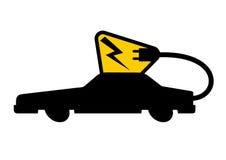 Electric car design Stock Photos