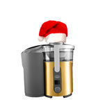 Electric Christmas blender Stock Photography