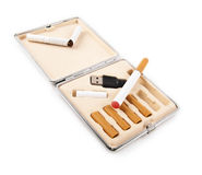 Electric cigarette  Stock Image