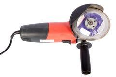 Electric circular saw Royalty Free Stock Photos