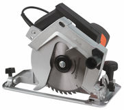 Electric circular saw Royalty Free Stock Photos