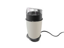 Electric coffee grinder Stock Image