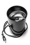 Electric coffee grinder Royalty Free Stock Image