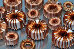 Electric coils Royalty Free Stock Photo