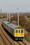 Electric commuter service Stock Photos