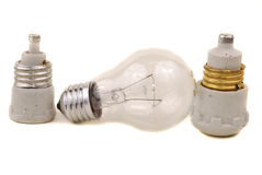Electric components for house Royalty Free Stock Photos