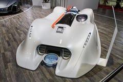Electric concept car Stock Photos