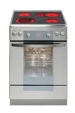 Electric cooker stock photography